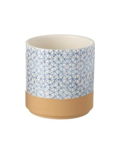 Mosaic Threads Pot