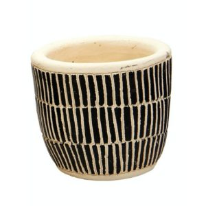 Scandi Style Broken Stripes