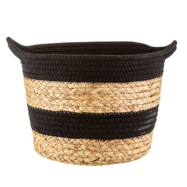 Seagrass Basket Planter