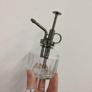 Lifestyle Vintage Glass Plant Mister